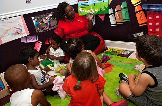 Legacy Academy For Children - Early Learning Childcare Centers Located in Florida, Georgia, North Carolina and South Carolina