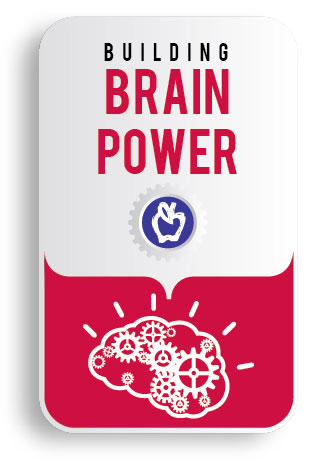 Frisco Early Childcare - Brain Power